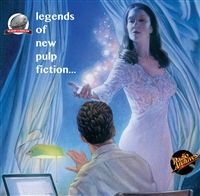 Legends of New Pulp Fiction Audiobook - 40 hours