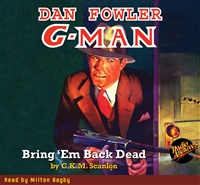 G-Men Audiobook November 1935