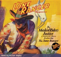 The Lone Ranger Magazine Audiobook #2 May 1937