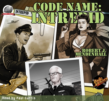 Code Name: Intrepid Audiobook