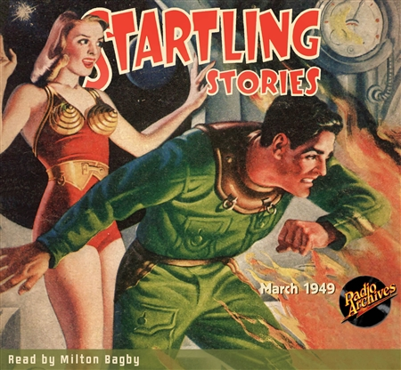 Startling Stories Audiobook March 1949