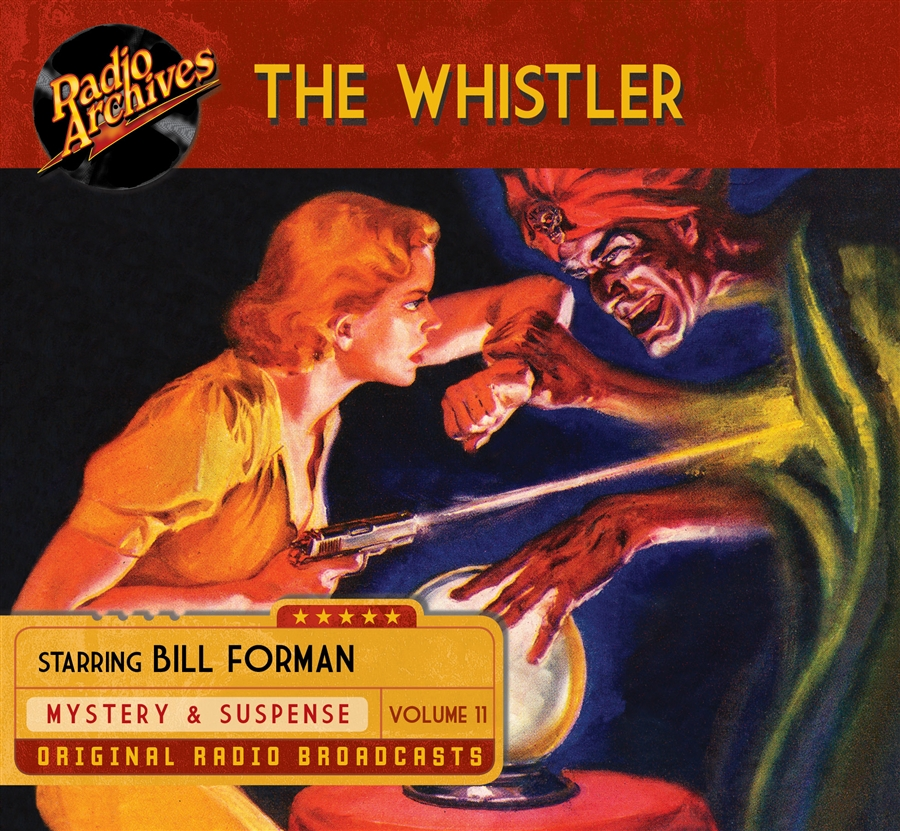 Whistler, Volume 11 - 6 hours [Download] #RA817D