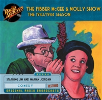 The Fibber McGee and Molly Show, The 1943/1944 Season