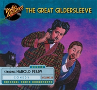 The Great Gildersleeve, Volume 28
