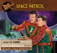 Space Patrol, Volume 3