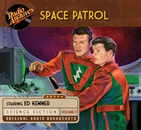 Space Patrol, Volume 7