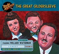 The Great Gildersleeve, Volume 33