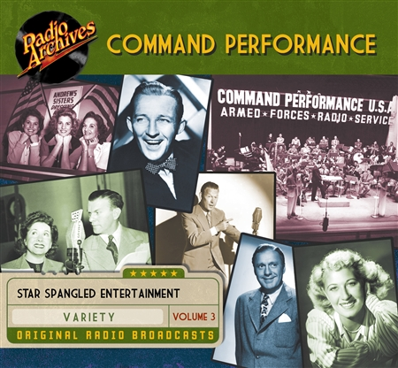 Command Performance, Volume 3