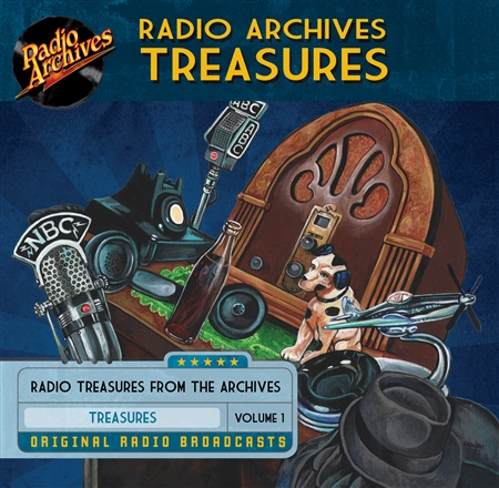 Radio Archives Treasures, Volume  1 - 20 hours