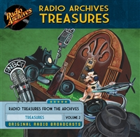 Radio Archives Treasures, Volume  2 - 20 hours