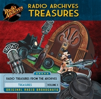 Radio Archives Treasures, Volume  3 - 20 hours