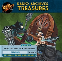 Radio Archives Treasures, Volume  4 - 20 hours