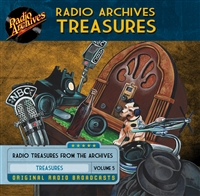 Radio Archives Treasures, Volume  5 - 20 hours