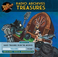 Radio Archives Treasures, Volume  7 - 20 hours