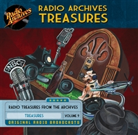 Radio Archives Treasures, Volume  9 - 20 hours