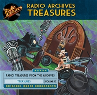 Radio Archives Treasures, Volume 10 - 20 hours