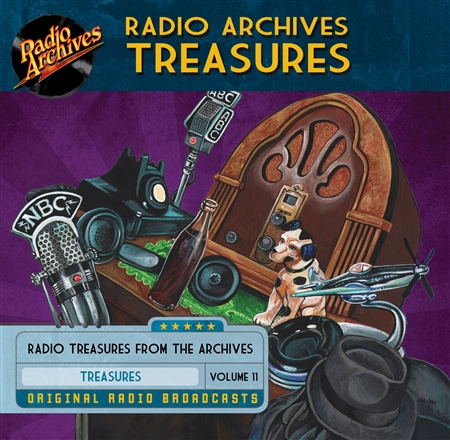 Radio Archives Treasures, Volume 11 - 20 hours