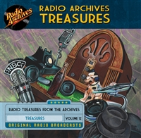 Radio Archives Treasures, Volume 12 - 20 hours