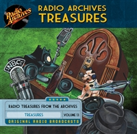 Radio Archives Treasures, Volume 13 - 20 hours