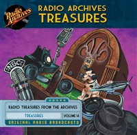Radio Archives Treasures, Volume 14 - 20 hours