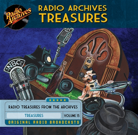 Radio Archives Treasures, Volume 15 - 20 hours