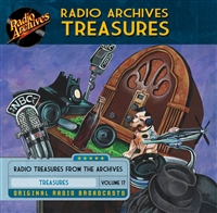 Radio Archives Treasures, Volume 17 - 20 hours
