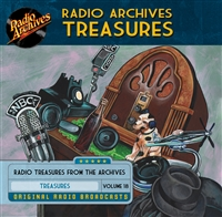 Radio Archives Treasures, Volume 18 - 20 hours