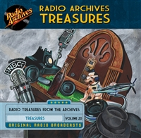 Radio Archives Treasures, Volume 20 - 20 hours