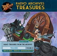 Radio Archives Treasures, Volume 21 - 20 hours