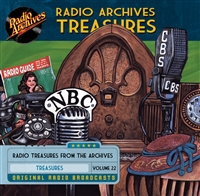 Radio Archives Treasures, Volume 22 - 20 hours
