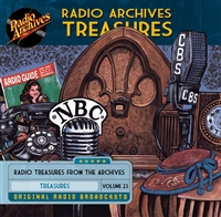 Radio Archives Treasures, Volume 23 - 20 hours