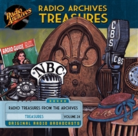 Radio Archives Treasures, Volume 24 - 20 hours