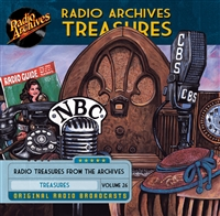 Radio Archives Treasures, Volume 26 - 20 hours