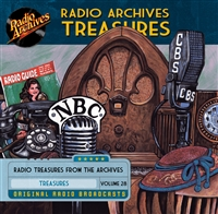 Radio Archives Treasures, Volume 28 - 20 hours