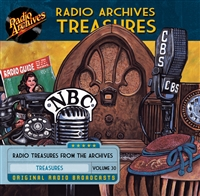 Radio Archives Treasures, Volume 30 - 20 hours
