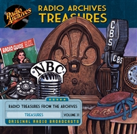 Radio Archives Treasures, Volume 31 - 20 hours