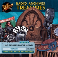 Radio Archives Treasures, Volume 33 - 20 hours