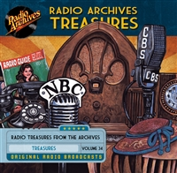 Radio Archives Treasures, Volume 34 - 20 hours