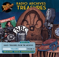 Radio Archives Treasures, Volume 35 - 20 hours