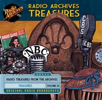 Radio Archives Treasures, Volume 36 - 20 hours