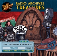 Radio Archives Treasures, Volume 37 - 20 hours