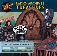 Radio Archives Treasures, Volume 38 - 20 hours