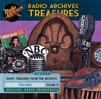 Radio Archives Treasures, Volume 39 - 20 hours