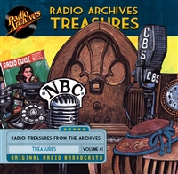 Radio Archives Treasures, Volume 41 - 20 hours