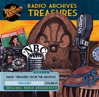 Radio Archives Treasures, Volume 45 - 20 hours