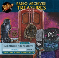Radio Archives Treasures, Volume 46 - 20 hours