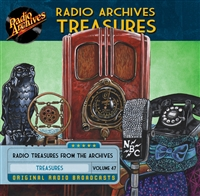 Radio Archives Treasures, Volume 47 - 20 hours