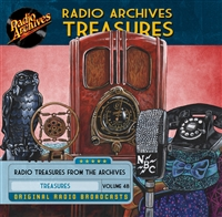 Radio Archives Treasures, Volume 48 - 20 hours