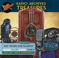 Radio Archives Treasures, Volume 49 - 20 hours