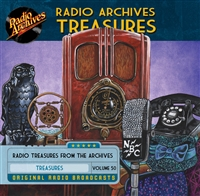 Radio Archives Treasures, Volume 50 - 20 hours